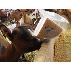 1/4 de fromage de chèvre...